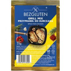 Condiment fara gluten pentru carne de pui, la gratar sau copt