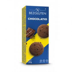 Biscuiti fara gluten cu ciocolata - Chocolatio