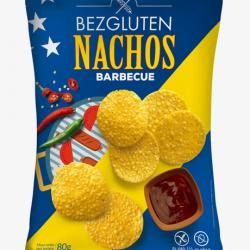 NACHOS BARBECUE FARA GLUTEN