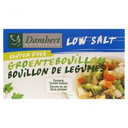 Cub de legume fara gluten, hiposodat